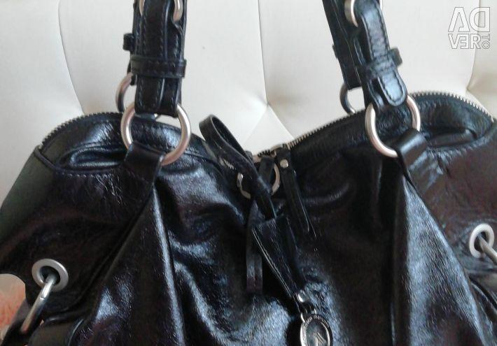 Τσάντα γνήσιο δέρμα Francesco Marconi