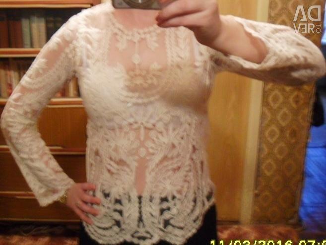 Ντουλάπα πώληση! Chic νέα μπλούζα