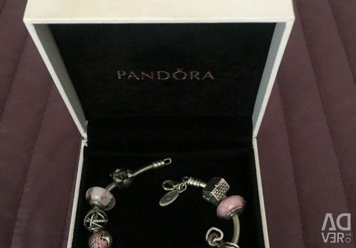 Bratara Pandora originala, 11 farmece