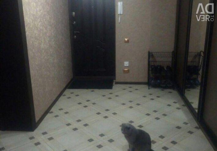 Квартира, 2 комнаты, 65.3 м²