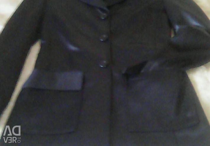 Takım elbise ceketi etek