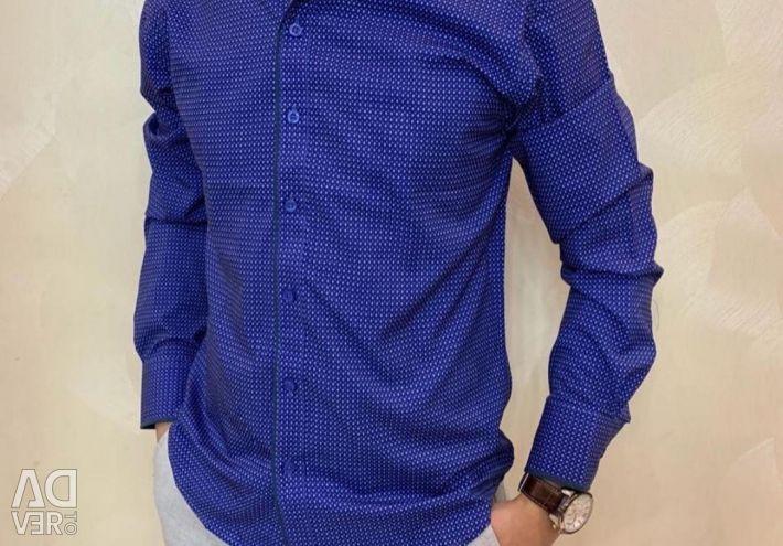 Shirt for men stretch 44-54r.
