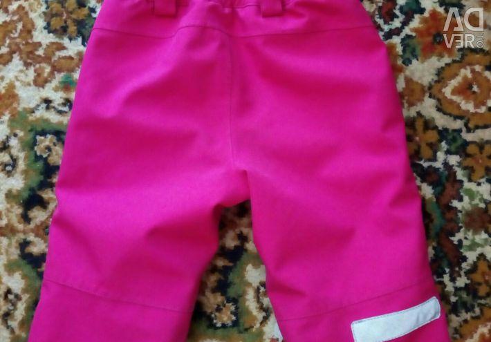 Winter trousers for children LASSIE