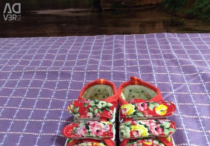 Кеди текстильні 21 розмір