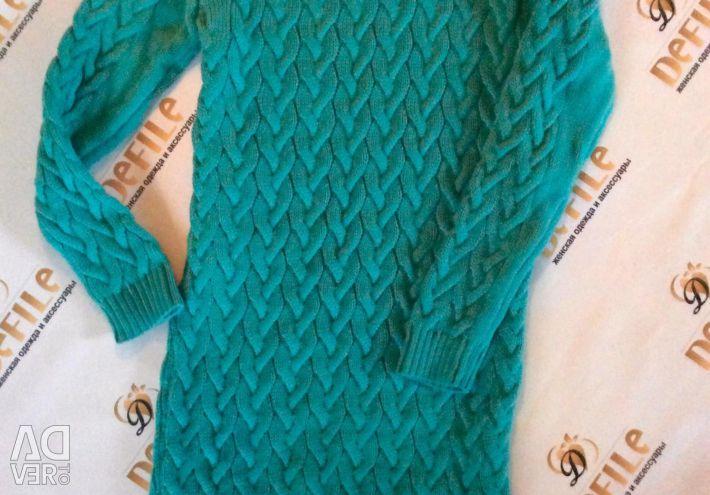 Rochii tricotate calde până la 48p