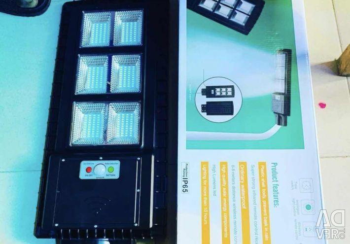 200 watts all in one solar street light