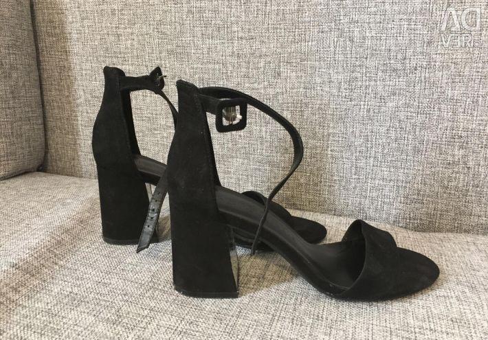 Sandals, Bershka