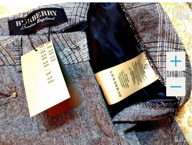 Burberry bow breeches 27size