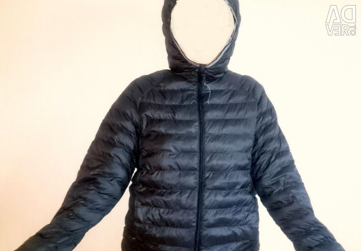 Uniqlo lightweight down jacket for 12 years