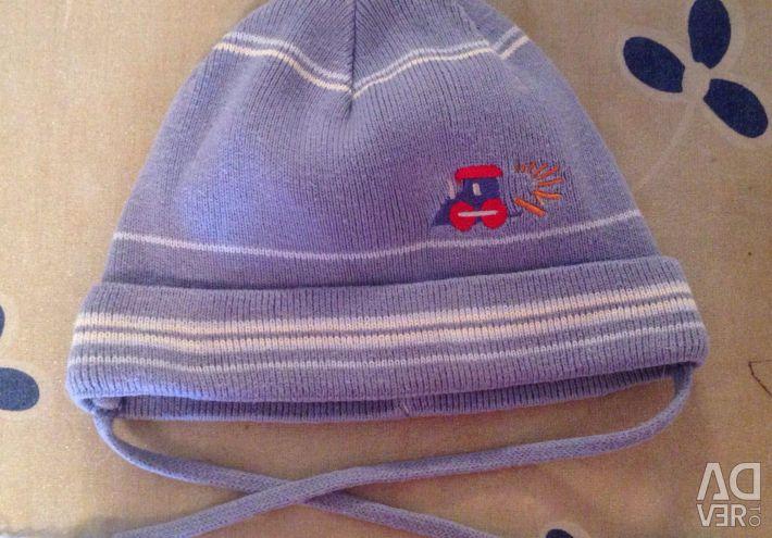 Warm suit + cap