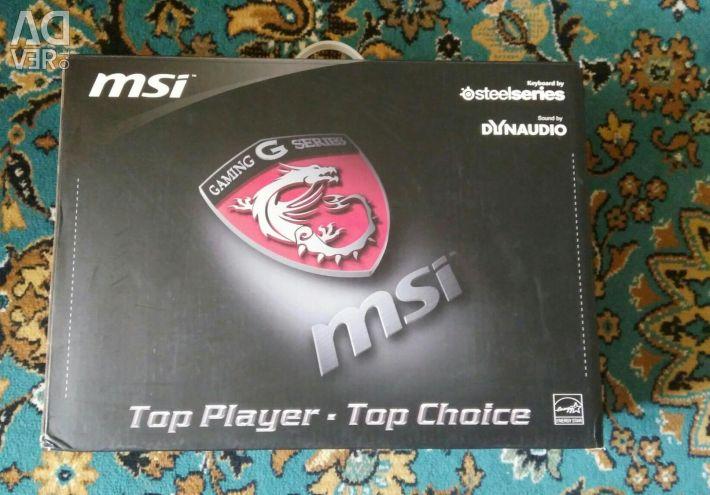 MSI GT70 Gaming Laptop (Core i7 + GTX770M + 16Gb RAM