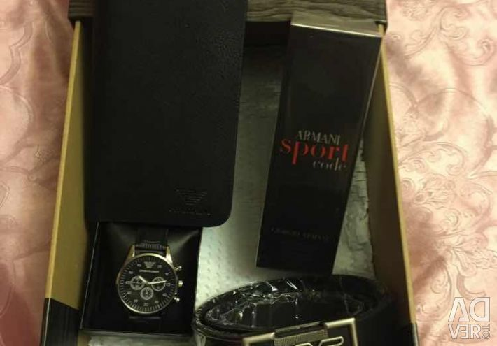 Men's set a great gift
