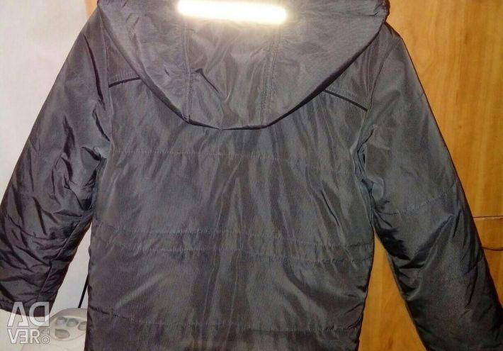 Куртка демисезонная рост 134-140