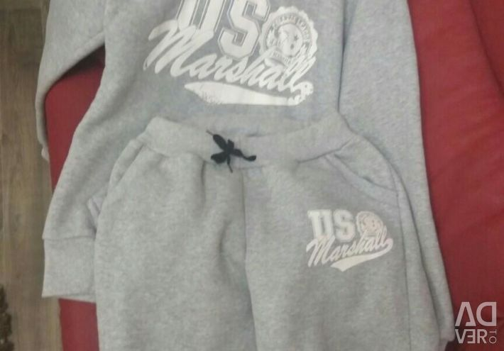 Insulated tracksuit FRANKLIN AND MARSHALL