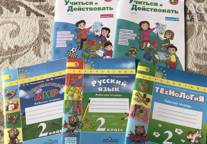 Workbooks and study guide grade 2