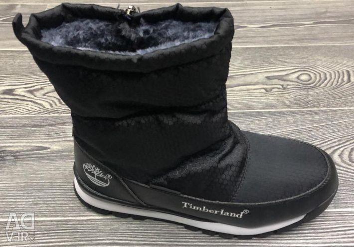Iarna Dutiki Timberland