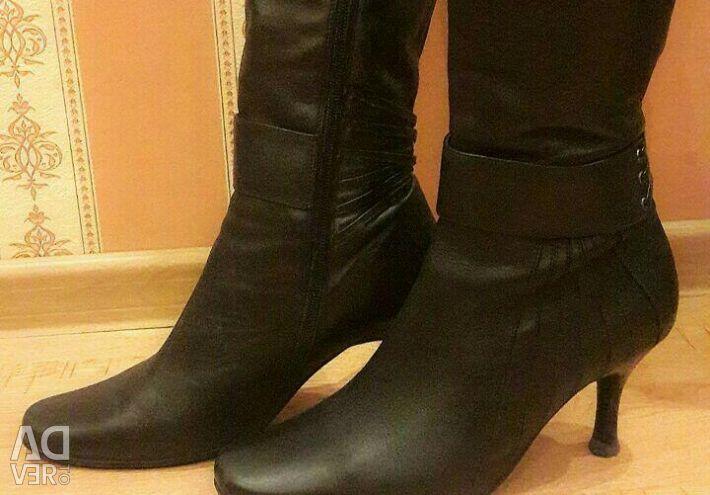 Autumn boots.