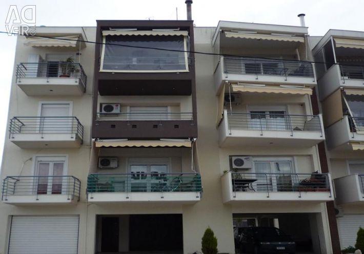 A 1st floor apartment(No2) of 67.33sq.m.(3 rooms,