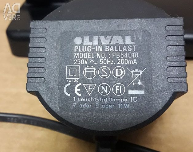 Светильник настольный Lival senior-Bl G23