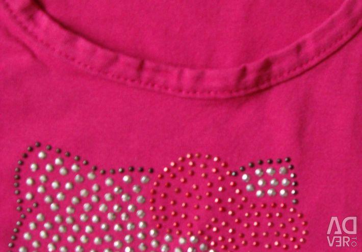 Πακέτο με ρούχα για τα κορίτσια 128-134