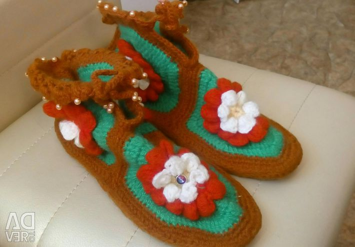 Slippers new home p 39