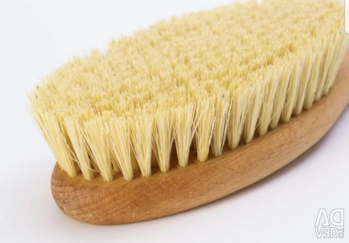 Anti-cellulite brush