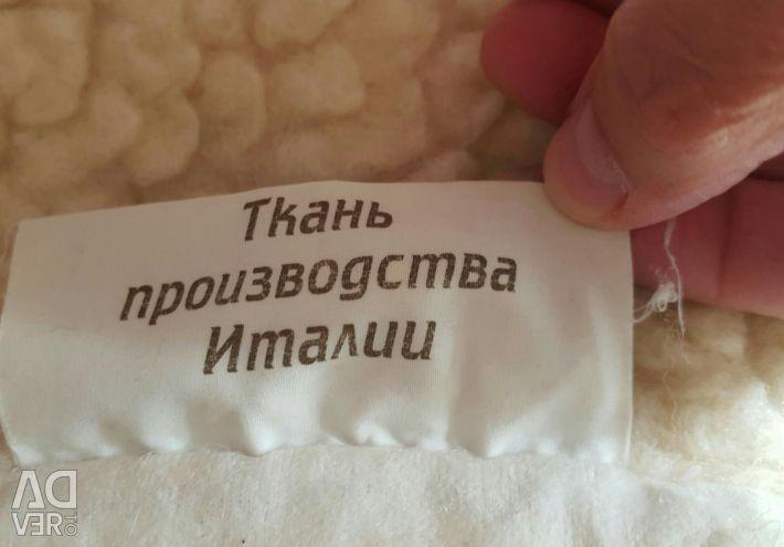 Одеяло шерстяное детское