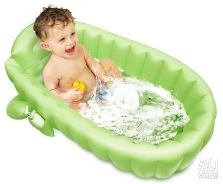 New inflatable bath imitation