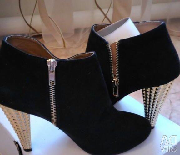 Κυρίες μπότες αστράγαλο