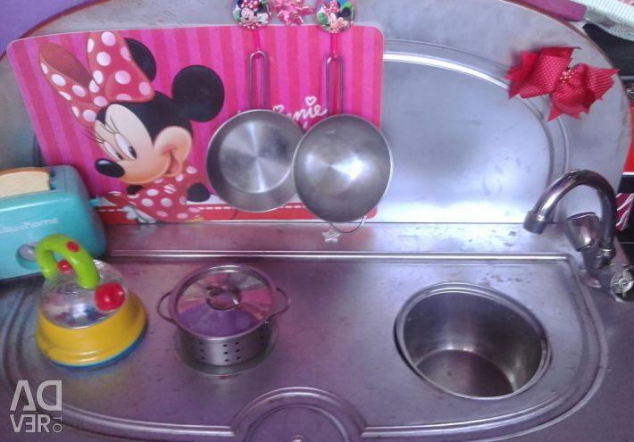 Κουζίνα παιχνιδιών