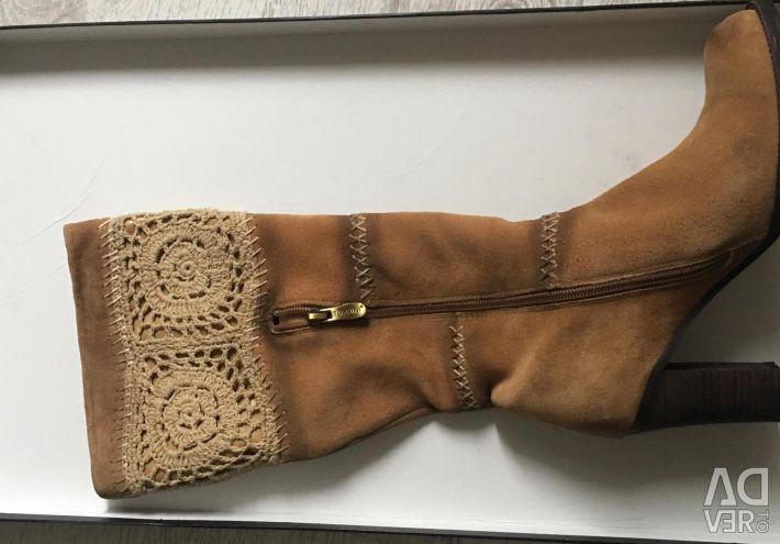 Italian boots Torrini