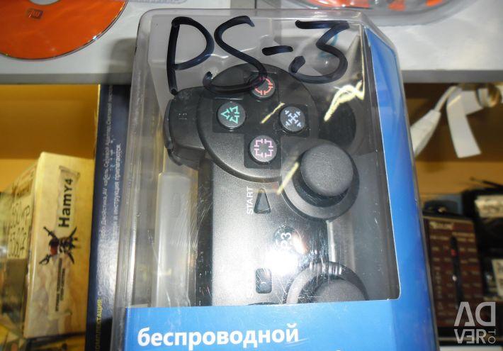 Джойстик на Soni PS-3