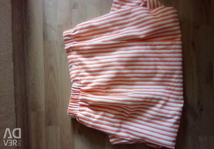 Towel for sauna