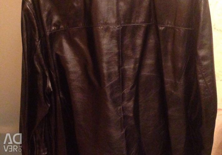 Chic Leather Jacket