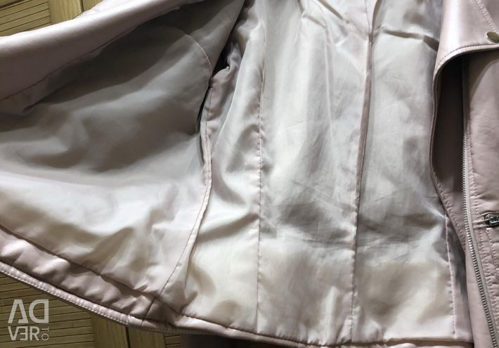 Jacket leather texture