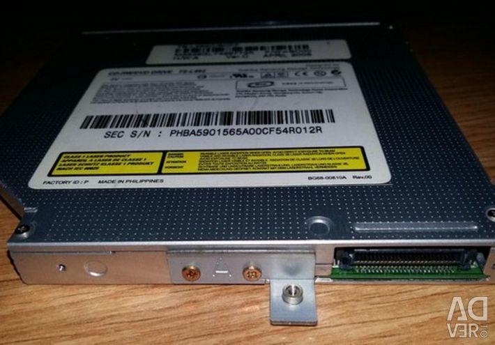 CD-RW DVD DRIVE TS-L 462 CD DVD ROM για φορητό υπολογιστή