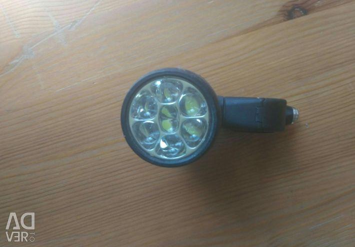 Bike lantern