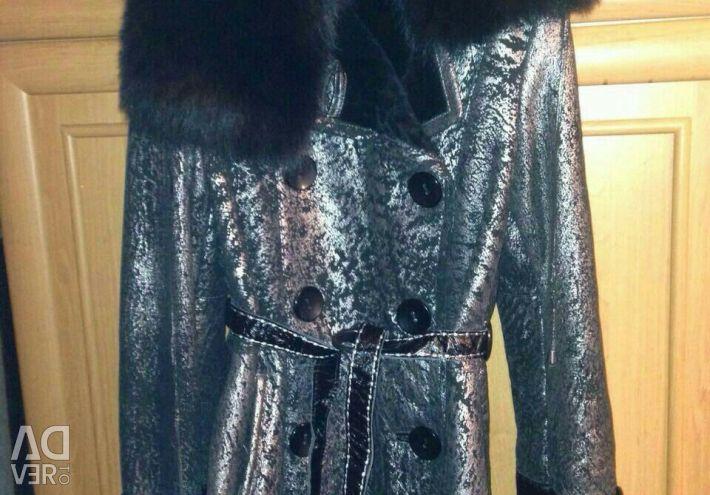 Koyun derisi açık renkli / nat leather (yeni) 44/46