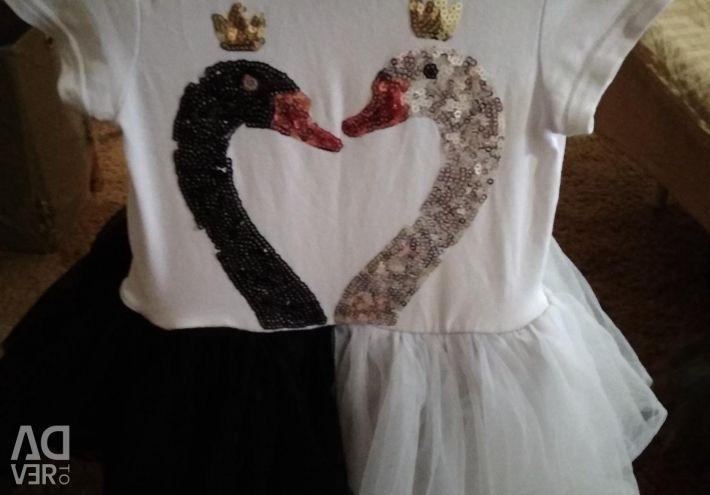 Плаття для дівчинки на ріст 85-100 см