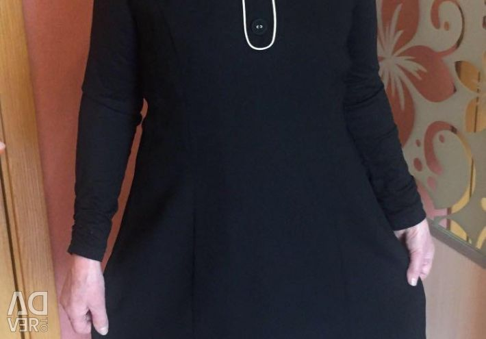 Dress / sarafan with a collar new