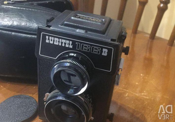 Κάμερα εραστής 166v lomo σπανιότητα