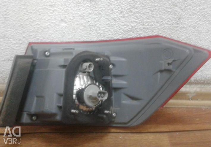 Λυχνία αριστερά Lada Vesta oem 8450006963 (chip) (skl-3)