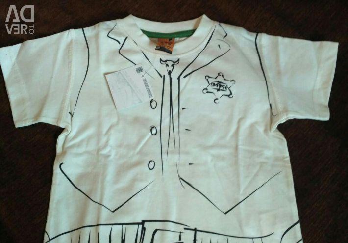 104 / New T-shirt Sheriff