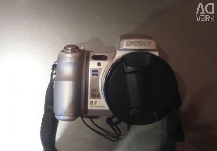 Sony dsc-n7 camera