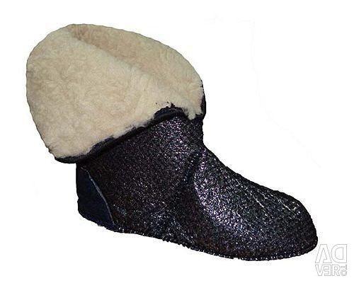 Μπότες με επένδυση