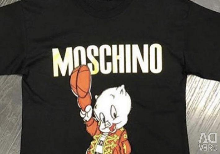 T-shirt Moschino luxury