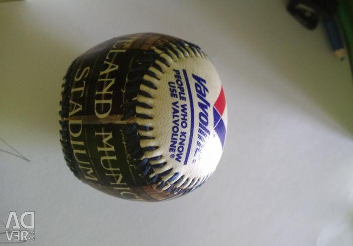 Collectible ball