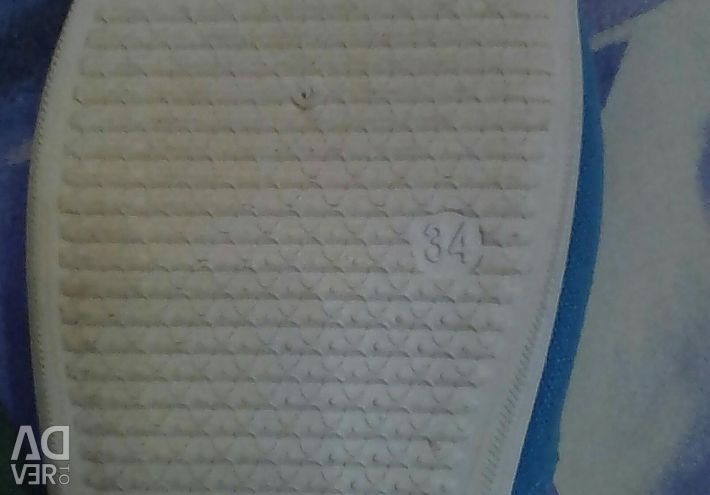 Sneakers new 34 r