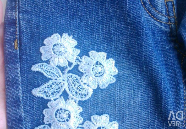 Jeans for girls, 98 pp