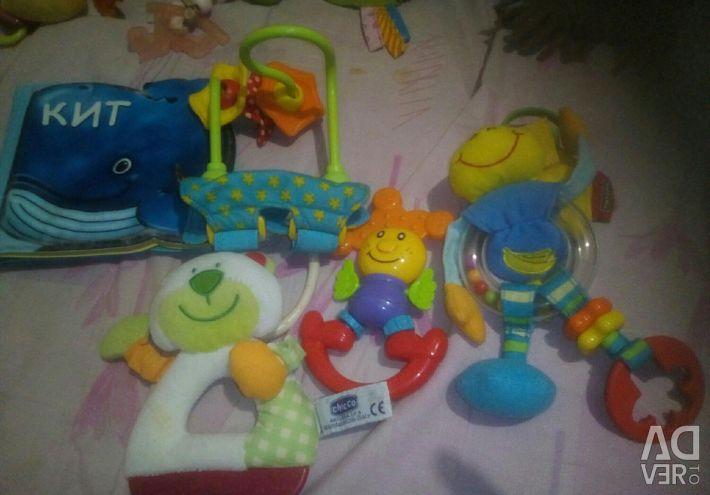Developmental toys